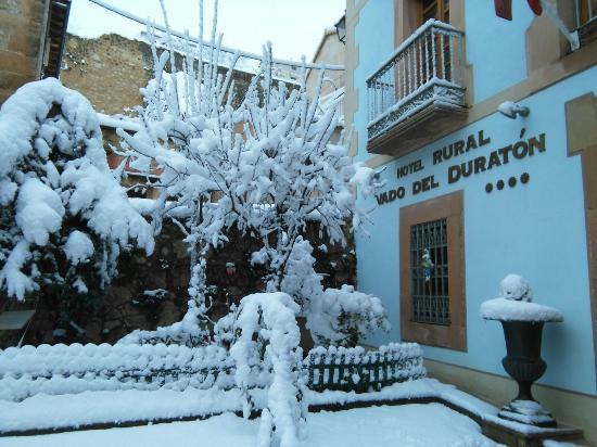 Hotel Rural Vado del Duraton
