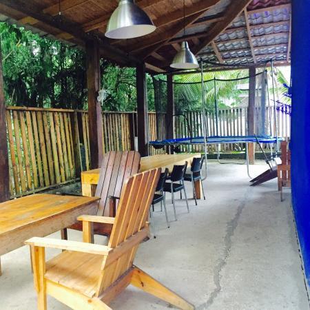 Waspam, Nicaragua: Wangki pizza es un lugar tranquilo, limpio y agradable.