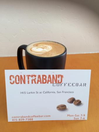 Contraband Coffee Bar: photo1.jpg