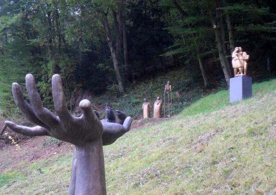 Giardino di sculture