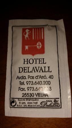 Delavall Hotel: Muy buen sitio. Para mi el mojor para alojarme con mi perrito!!!