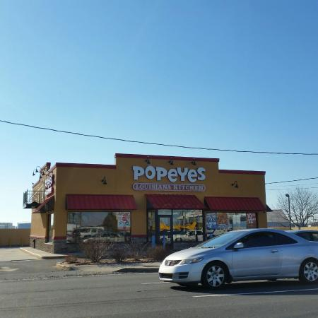 Lawrence, Nowy Jork: Popeyes Louisiana Kitchen