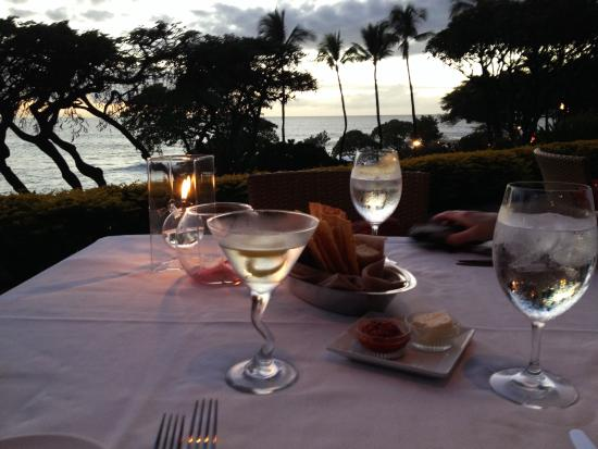 Manta Restaurant Perfection Picture Of Mauna Kea Beach