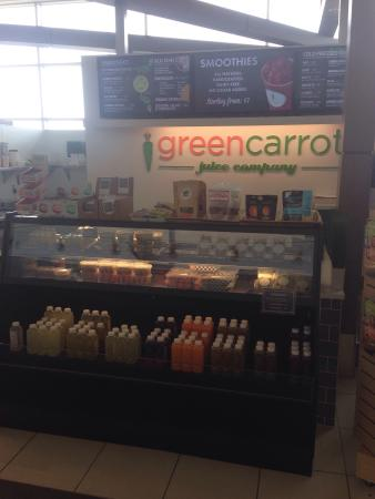 Green Carrot Aiport