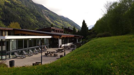 Le Vert Hotel Chamonix Restaurant