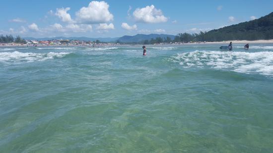 Barra de Ibiraquera Beach