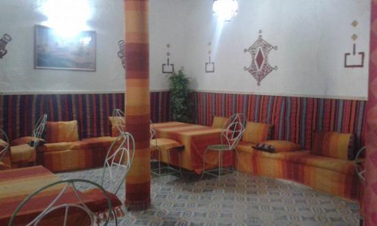 Auberge Camping Ocean Des Dunes: Hotel Merzouga Erg Chebbi Tourisme