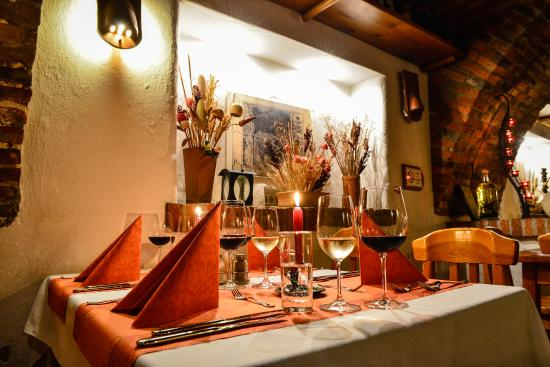 Pizzeria potac gornja radgona restaurantanmeldelser for Table 52 reservations