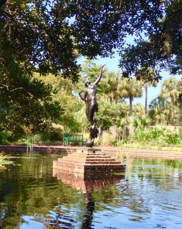 Brookgreen Gardens: The Roman Goddess Diana