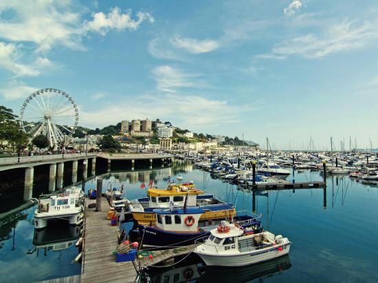English Riviera, UK: Torquay Marina