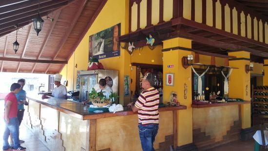 Restaurant Fuerte de la Punta