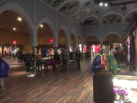 entrance hall with gift shops and bar area picture of medieval rh tripadvisor com sg