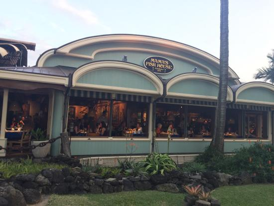 Mama's Fish House - Picture of Mama's Fish House, Paia ...