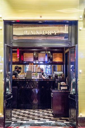 Bakery - Picture of Grand Lux Cafe, Las Vegas - TripAdvisor