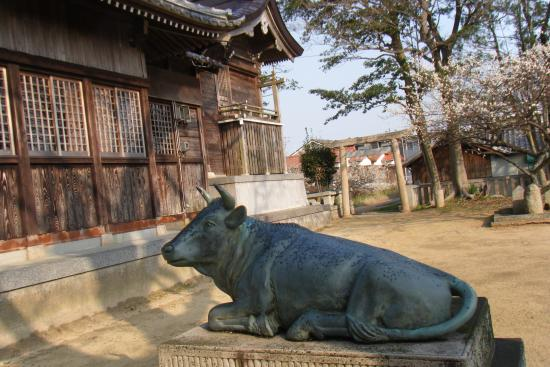 Kajigaeshi Temmangu Shrine
