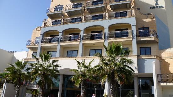 bellavista hotel malta: