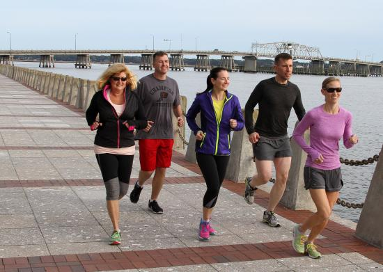 Beaufort Running Tour