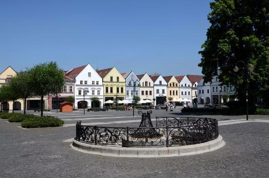 Marianske Square