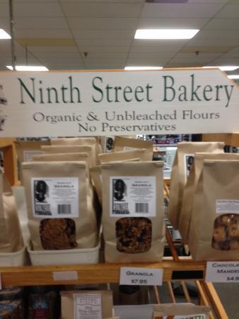 Bakery Rack Picture Of Ninth Street Bakery Durham Tripadvisor