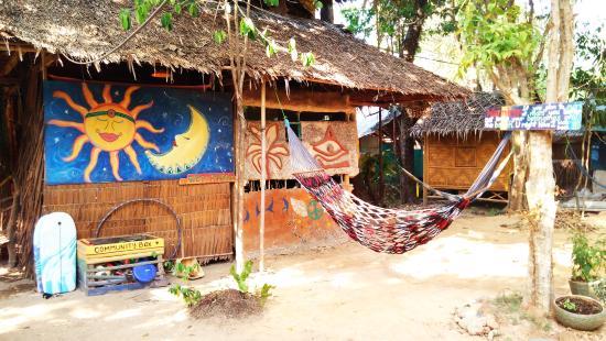 Lanta Clayzy House : Twin rooms
