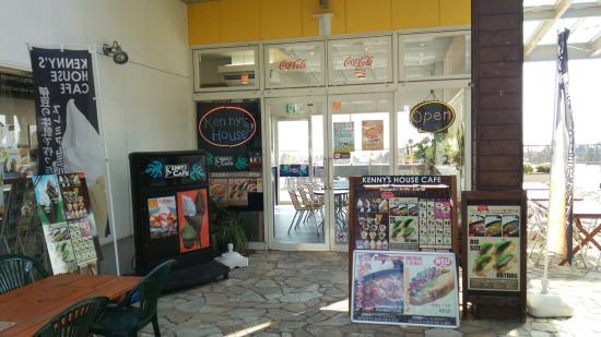 Kenny's House Café Granpal Port