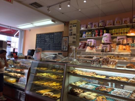 The Counter Picture Of Moises Bakery Miami Beach Tripadvisor