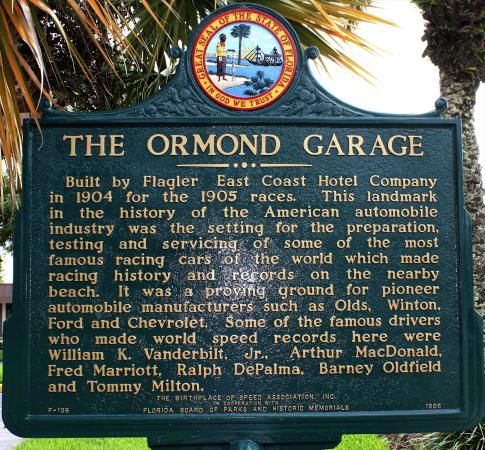 The Ormond Garage