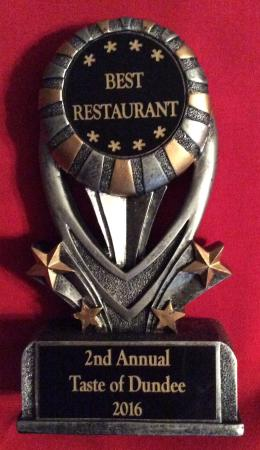 ‪‪Dundee‬, فلوريدا: BEST Restaurant in Taste of Dundee event‬
