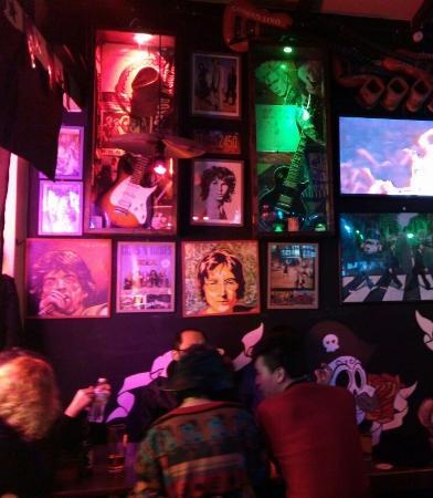 Risultati immagini per virgin rock pub