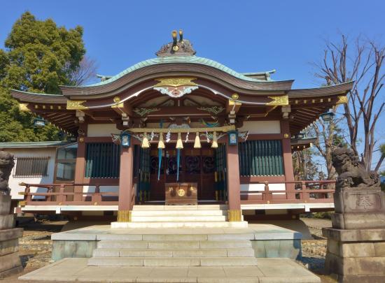Akatsuka Hikawa Shrine