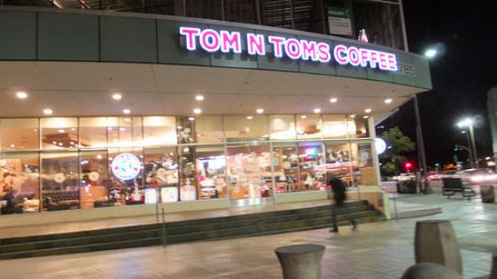 Photo of Restaurant Tom N Toms at 3974 Wilshire Blvd, Los Angeles, CA 90010, United States