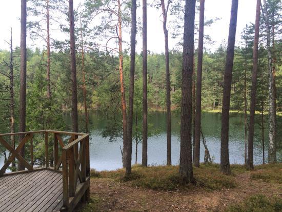 Aglona, Latvia: Devil's Lake