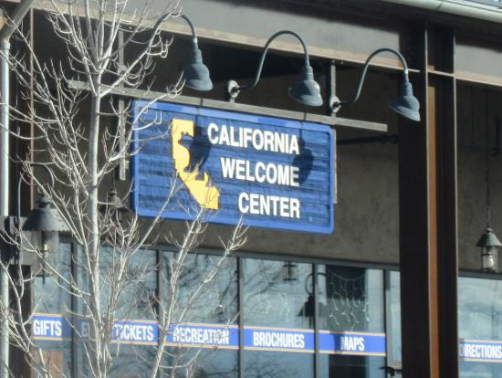 California Welcome Center