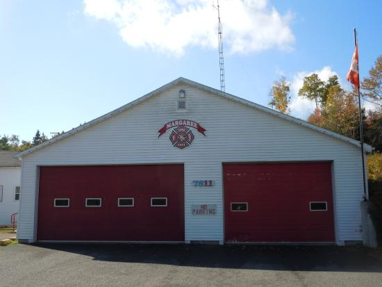 Margaree Forks, Canada: Margaree Volunteer Fire Department