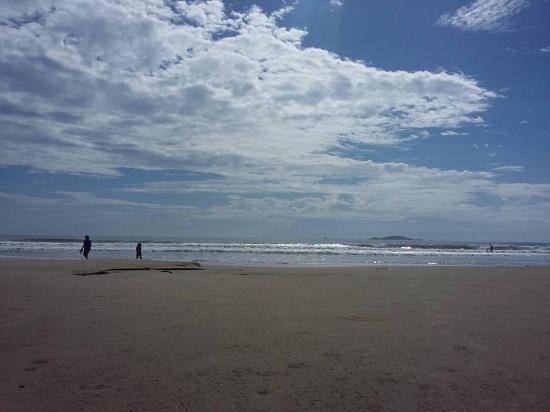 Praia Itapiruba: Amanhecendo em Itapirubá!