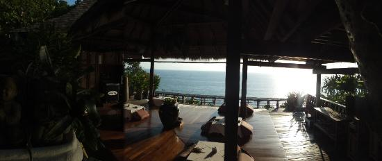 Thipwimarn Resort: unbelieveble view over the sea