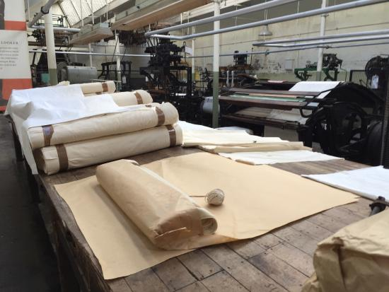 Queen Street Mill Textile Museum 사진