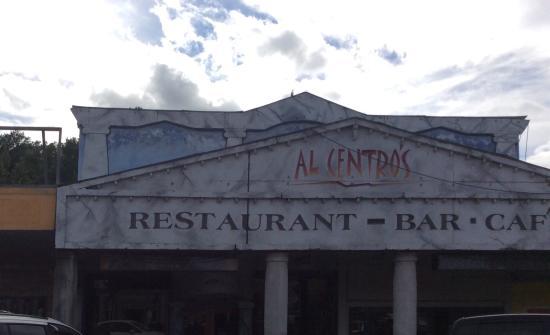 Al Centro Restaurant & Bar