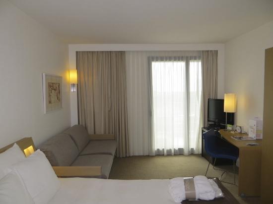 Novotel Monte Carlo : Een Executive kamer