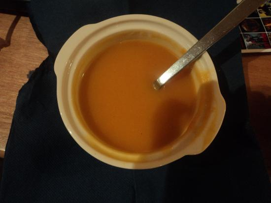 Wrest Point Motor Inn: My $12 pumpkin soup
