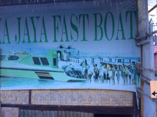 Fantastic Gili Fast Boat