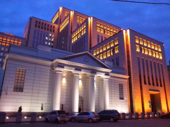 Zolotaya Roza Synagogue