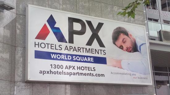 APX World Square: APX - 1