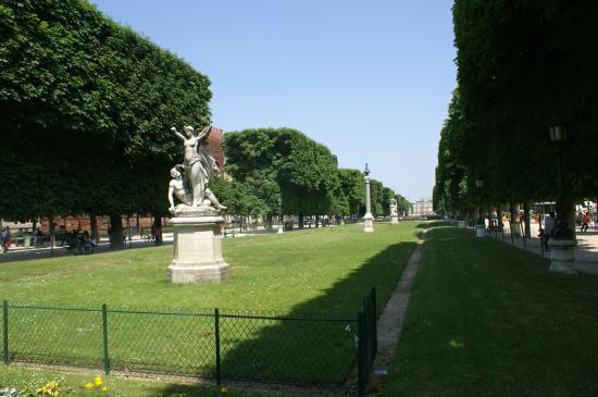 Jardin des Grands-Explorateurs Marco-Polo et Cavelier-de-la-Salle