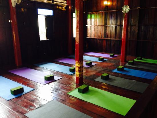 乐享自由瑜伽中心