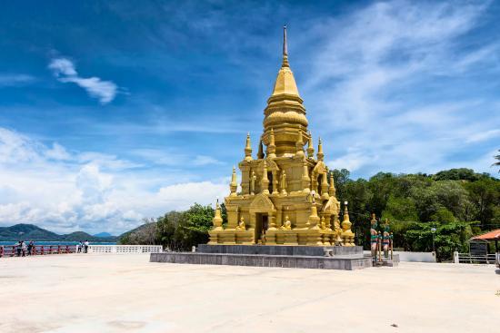 Pagoda Laem Sor Temple
