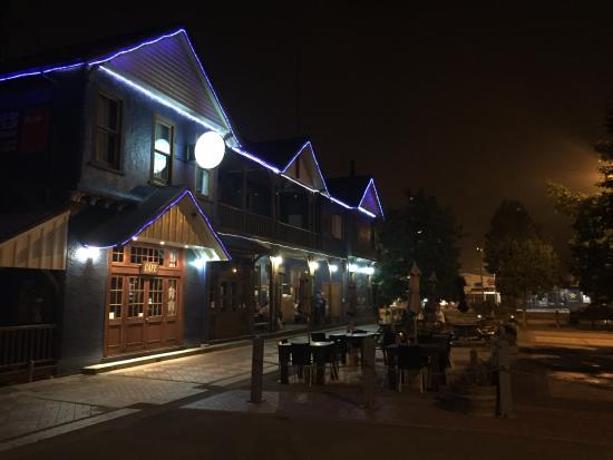 Blue Pub Methven: looks very good just dont book a room