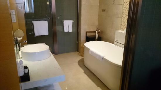 Yangzhong, China: バスルーム