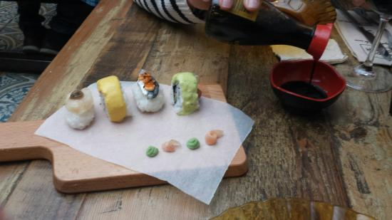 Nikkei Bar Seville Restaurant Reviews Photos Phone