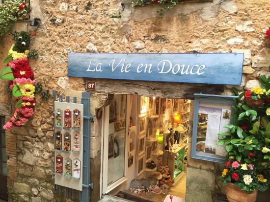 Tourrettes-sur-Loup照片